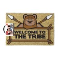 Paillasson Star Wars Ewoks - Welcome to the Tribe