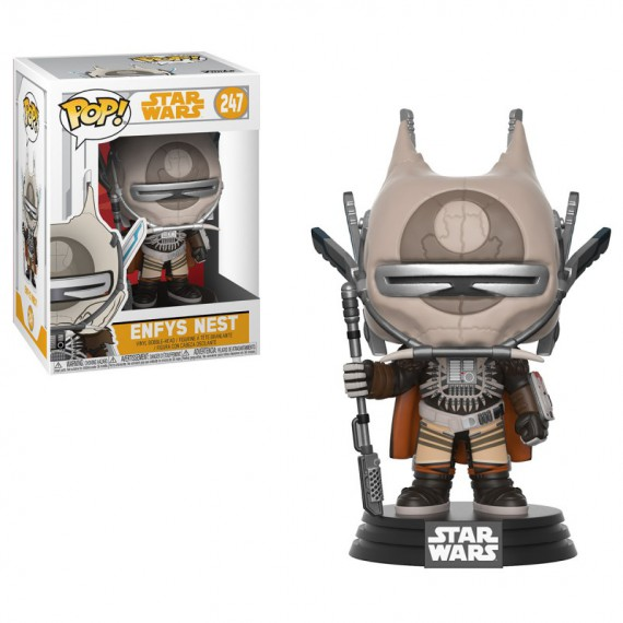 Bobble Head POP Star Wars Solo Enfys Nest