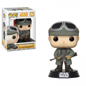 Bobble Head POP Star Wars Solo Tobias Beckett