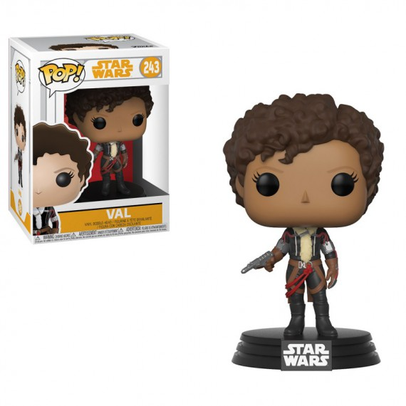 Bobble Head POP Star Wars Solo Val