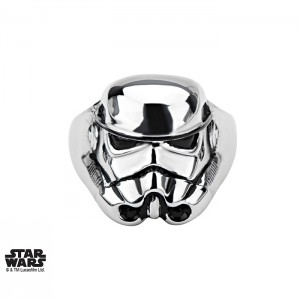 Bague Star Wars Storm Trooper 3D