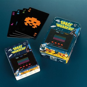Jeu de cartes Space Invaders