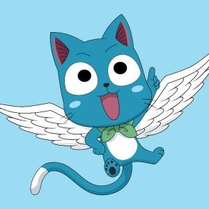 Casquette Fairy Tail - Happy