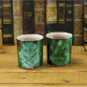 Set 2 Verres Harry Potter Patronus