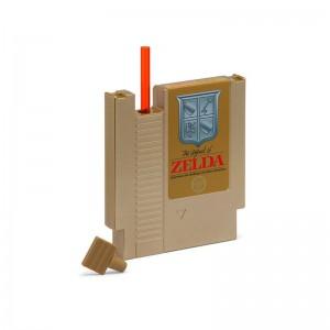 Flasque NINTENDO Cartouche Zelda NES