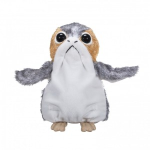 Peluche interactive Star Wars Porg