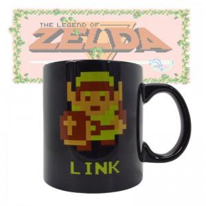 Mug Zelda 8-Bit