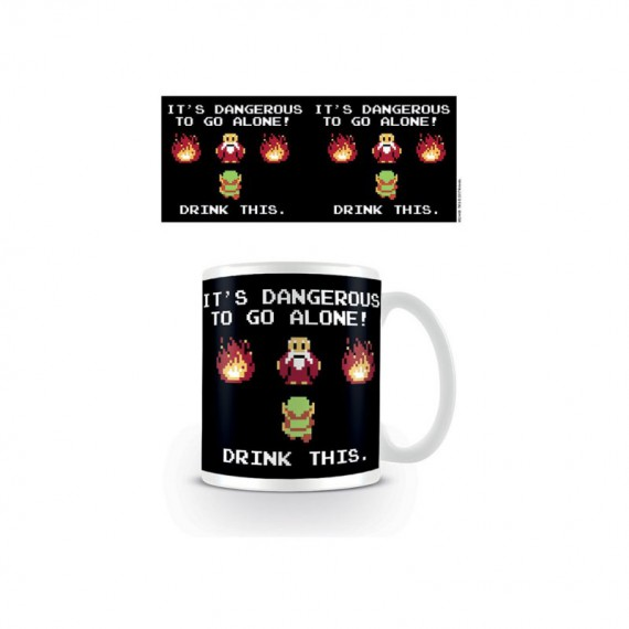 Mug Legend of Zelda Drink This