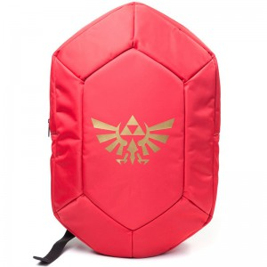Sac à Dos Rubis Rouge Zelda