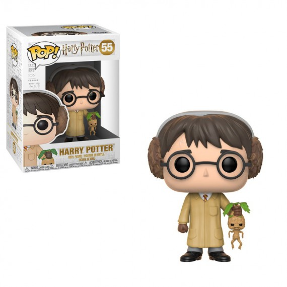 Figurine Pop Harry Potter - Harry en Botanique