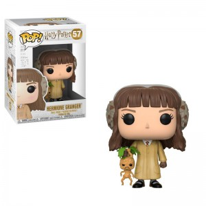 Figurine Pop Harry Potter - Hermione en Botanique