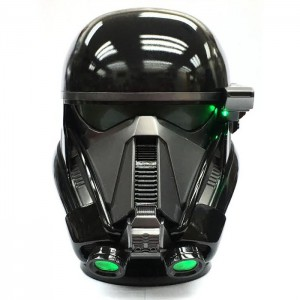 Enceinte casque Star Wars Death Trooper Helmet 1:1 Bluetooth