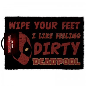 Paillasson Deadpool Dirty