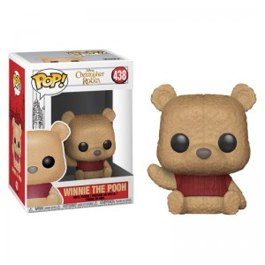 Figurine POP Disney Winnie l'Ourson - WInnie