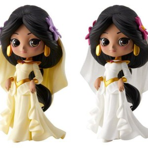 Figurine Q Posket Disney Alladin - Jasmine