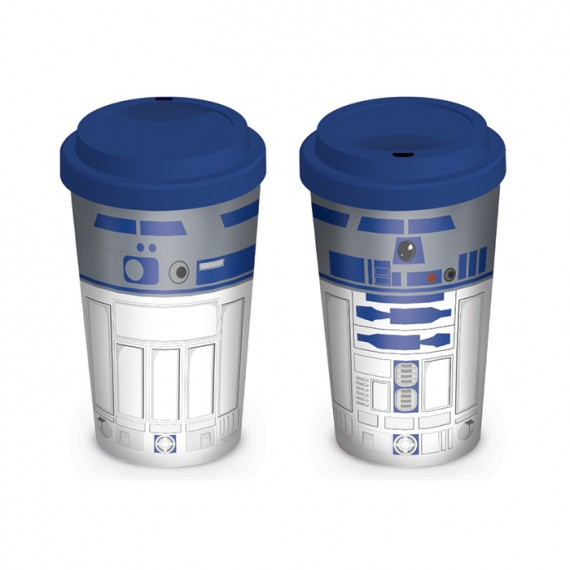 Travel Mug Star Wars - R2D2
