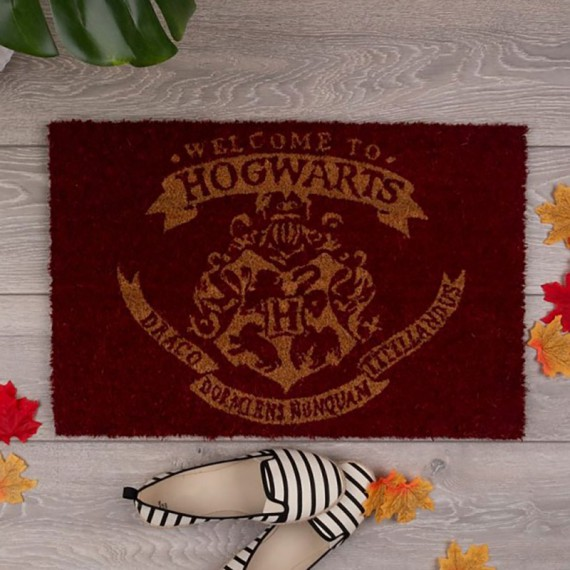 Paillasson Harry Potter - Welcome to Hogwarts (Poudlard)
