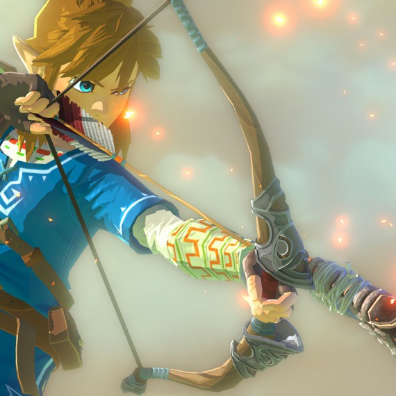 Réplique Arc de Link - Legend of Zelda - Breath of the Wild
