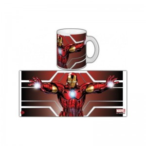Mug Marvel - Iron Man