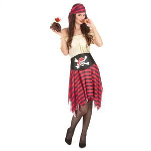 Costume femme - Pirate