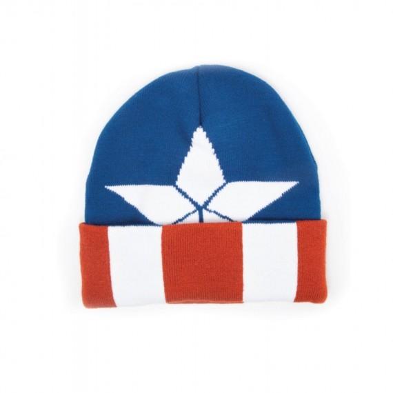 Bonnet Captain America Logo
