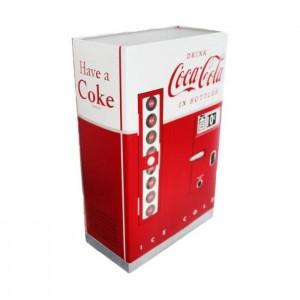 La lampe distributeur de Coca-Cola
