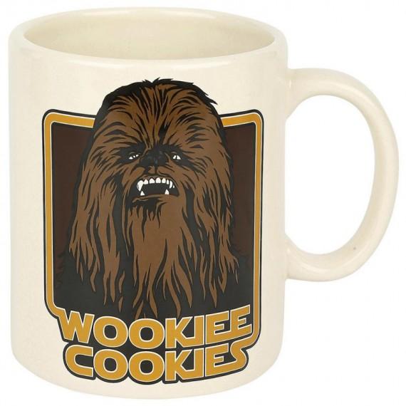 Mug cookies Star Wars Wookie