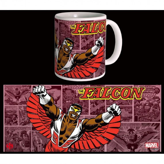 Mug rétro Marvel - The Falcon