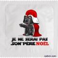 Préservatif Darkapote - Père Noël