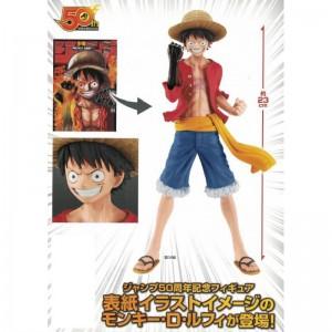 Figurine One Piece Monkey D Luffy