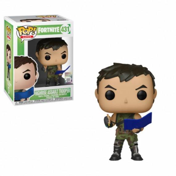 Figurine POP Fortnite Highrise Assault Trooper