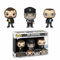 Pack 3 Figurines POP Game of Thrones The Creators (NYCC 2018 Exclusive)