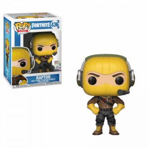 Figurine POP Fortnite Raptor