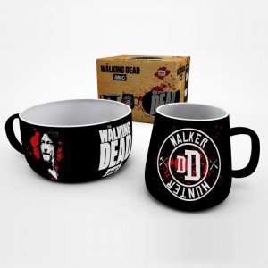 Pack Bol et Tasse Daryl The Walking Dead