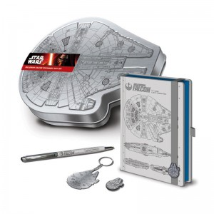 Coffret Star Wars Millennium Falcon