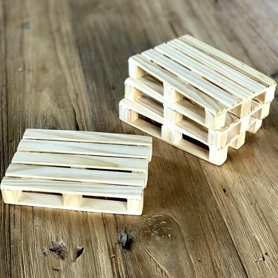 Les sous-verres palette en bois