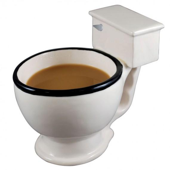Mug toilettes WC