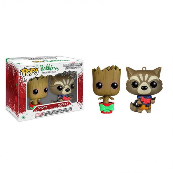Figurine Bobble Head Les Gardiens de la galaxie - Groot