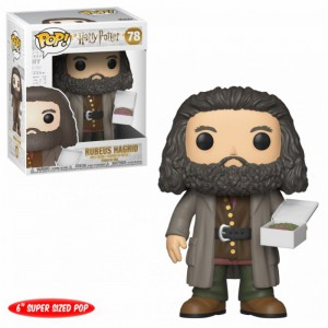 Figurine POP Harry Potter Rubeus Hagrid