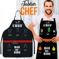 Tablier Homme Man Cooking
