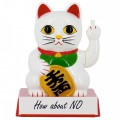 Tirelire Chat Maneki Neko Insolent