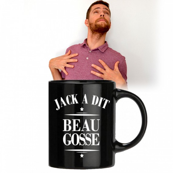 Mug Jack a dit : Beau Gosse