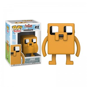 Figurine Adventure Time / Minecraft - Jake - Pop 10cm