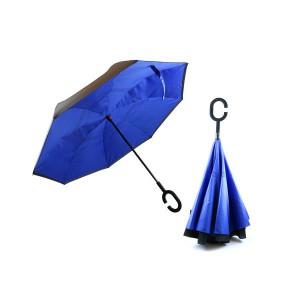 Le parapluie inversé