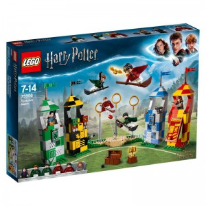 Lego Harry Potter - Match de Quidditch à Poudlard