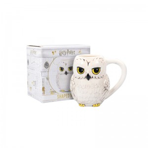 Mug 3D Harry Potter - Hedwige