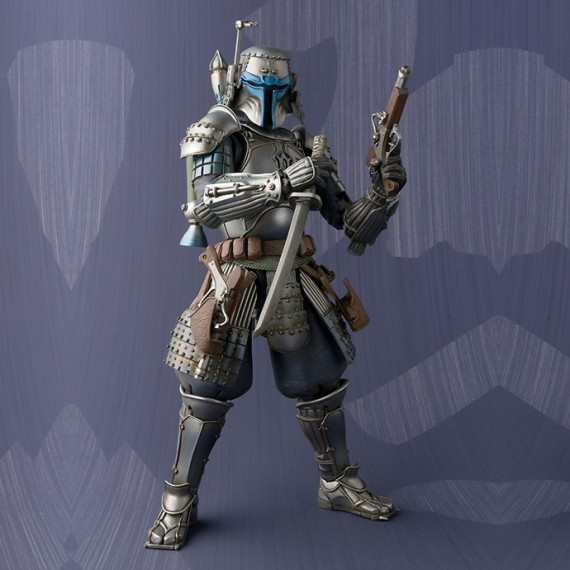 Figurine Jango Fett Samouraï Ronin Star Wars