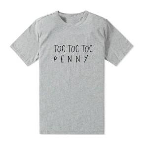 T-shirt Big Bang Theory - Toc Toc Toc Penny