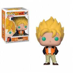 Figurine Dragon Ball Z Son Goku Casual Wear