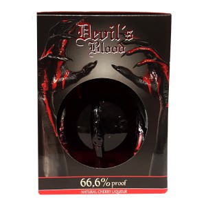 DEVIL'S BLOOD LIQUEUR 1L